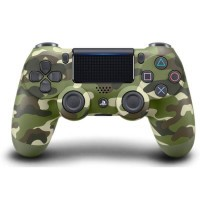 Геймпад Sony Dualshock 4 (PS4) V2 Зелёный камуфляж б/у