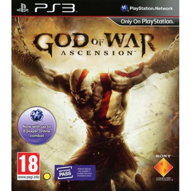 Игра God of War: Восхождение (PS3) б/у