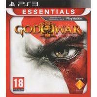 Игра God of War 3 (Essentials) (PS3) б/у (rus)