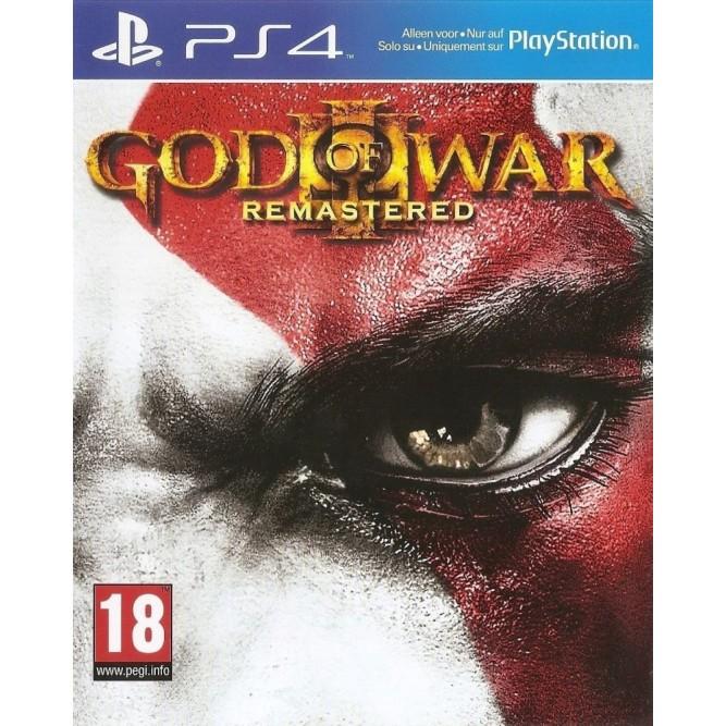 Игра God of War III. Обновленная версия (PS4)