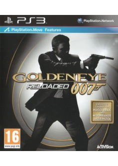 Игра GoldenEye 007: Reloaded (PS3) б/у