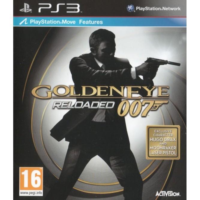 Игра GoldenEye 007: Reloaded (PS3) б/у