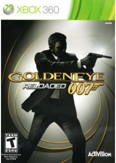Игра GoldenEye 007: Reloaded (Xbox 360) б/у