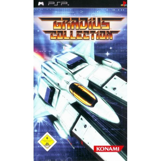 Игра Gradius Collection (PSP) б/у