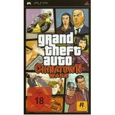 Игра Grand Theft Auto Chinatown Wars (PSP) б/у