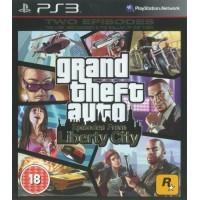 Игра Grand Theft Auto: Episodes from Liberty City (PS3) б/у