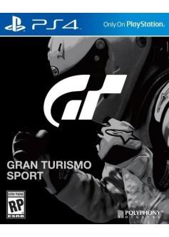 Игра Grand Turismo Sport (PS4) (rus)