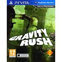 Игра Gravity Rush (PS Vita) б/у