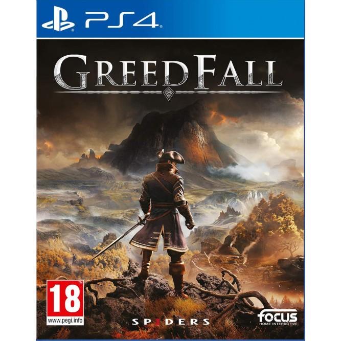 Игра Greedfall (PS4) (rus sub)