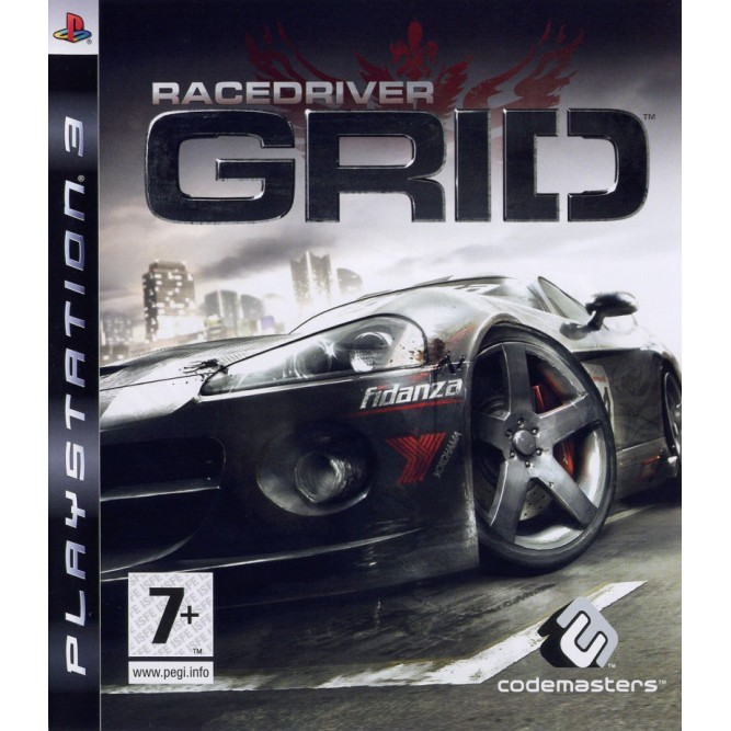 Игра Race Driver: GRID (PS3) б/у