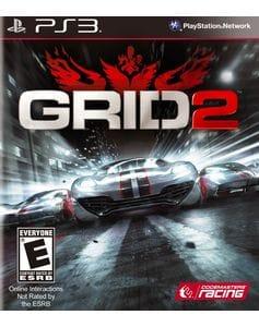 Игра GRID 2 (PS3) б/у (rus doc)