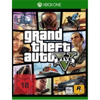 Игра Grand Theft Auto V (GTA 5) (Xbox One) б/у (German)