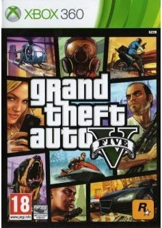Игра Grand Theft Auto V (Xbox 360) (rus sub)
