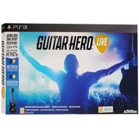 Игра Guitar Hero Live (Гитара + диск) (PS3) б/у
