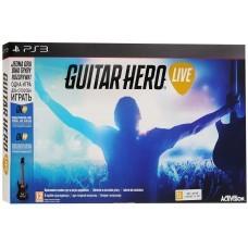 Игра Guitar Hero Live (только гитара) (PS3) б/у