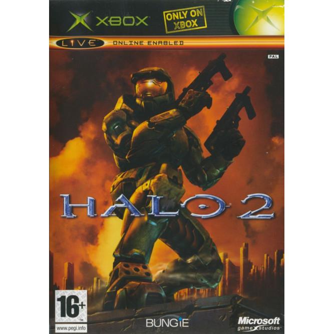 Игра Halo 2 (Xbox) (eng) б/у