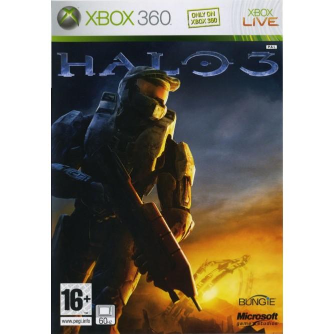 Игра Halo 3 (Xbox 360) б/у