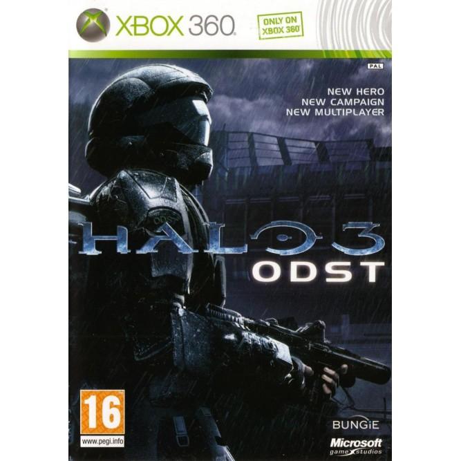 Игра Halo 3: ODST (Xbox 360) б/у