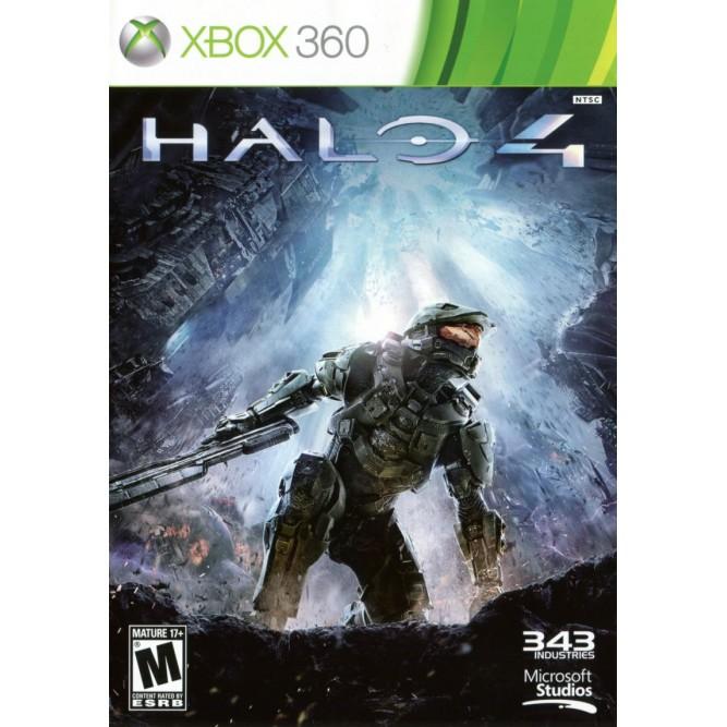 Игра Halo 4 (Xbox 360) (eng) б/у