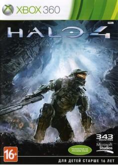 Игра Halo 4 (Xbox 360) б/у