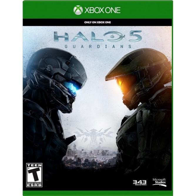 Игра Halo 5: Guardians (Xbox One) б/у