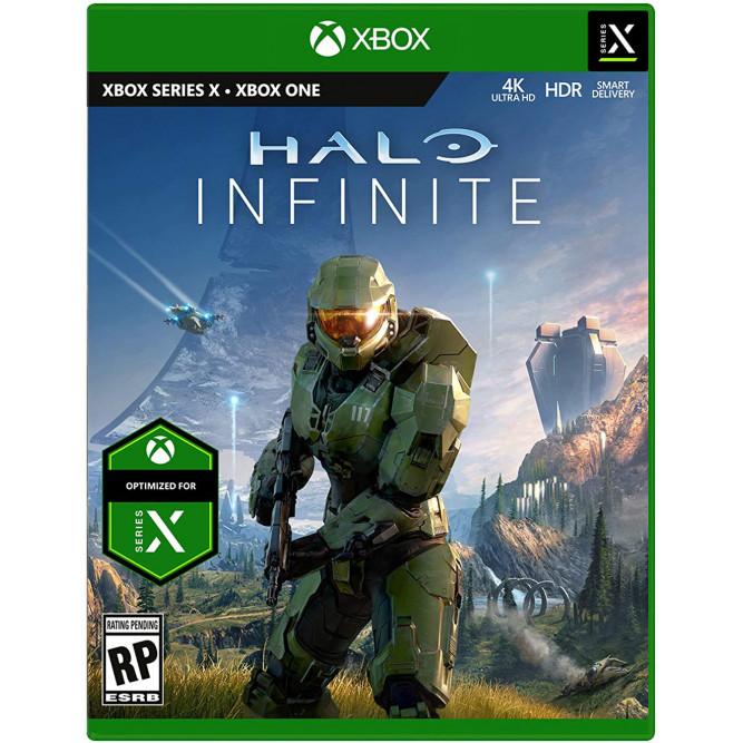 Игра Halo Infinite (Xbox) (rus sub)