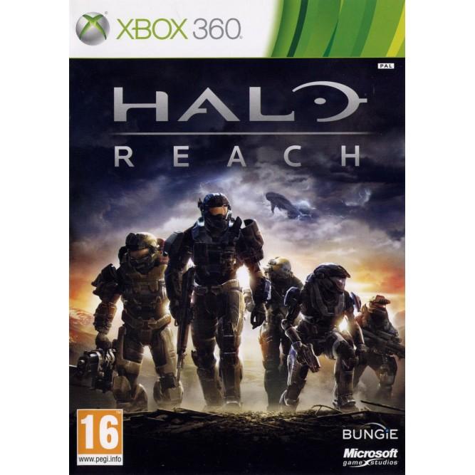 Игра Halo: Reach (Xbox 360) б/у