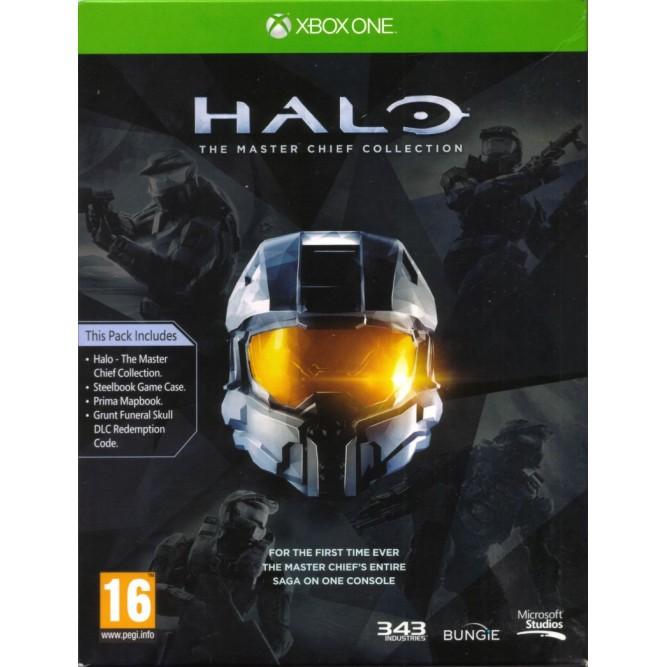 Игра Halo: The Master Chief Collection (Xbox One) б/у