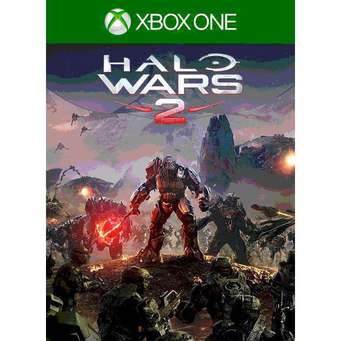 Игра Halo Wars 2 (Xbox one)