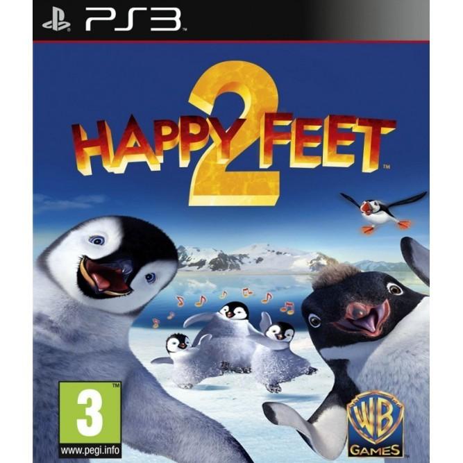Игра Happy Feet 2 (PS3) б/у