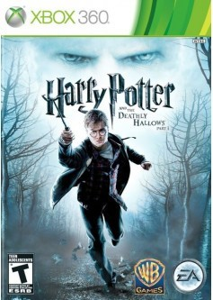 Игра Harry Potter and the Deathly Hallows: Part 1 (Xbox 360) б/у