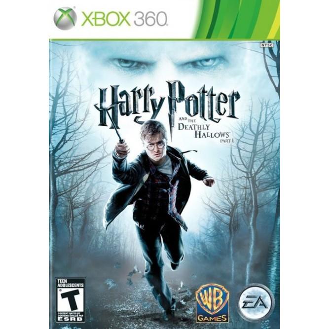 Игра Harry Potter and the Deathly Hallows: Part 1 (Xbox 360) б/у