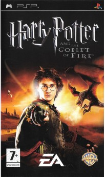 Игра Harry Potter and the Goblet of Fire (PSP) б/у