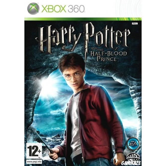 Игра Harry Potter and The Half-Blood Prince (Xbox 360) б/у