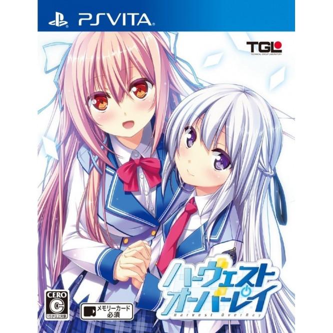 Игра Harvest OverRay (PS Vita) б/у