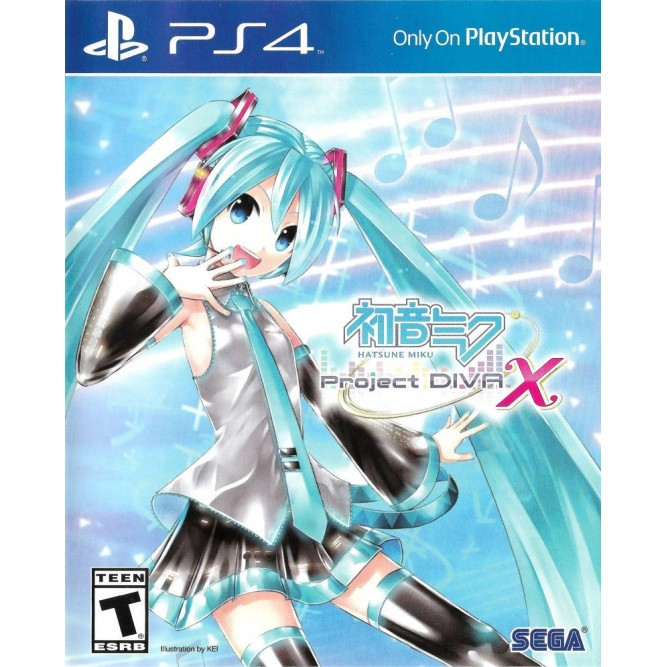Игра Hatsune Miku: Project Diva X (поддержка PS VR) (PS4) (eng)