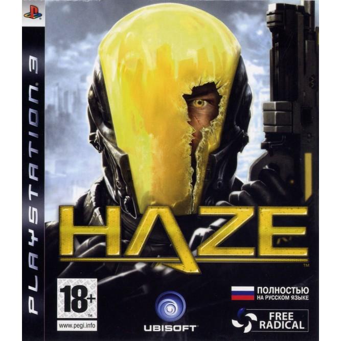 Игра Haze (PS3) б/у