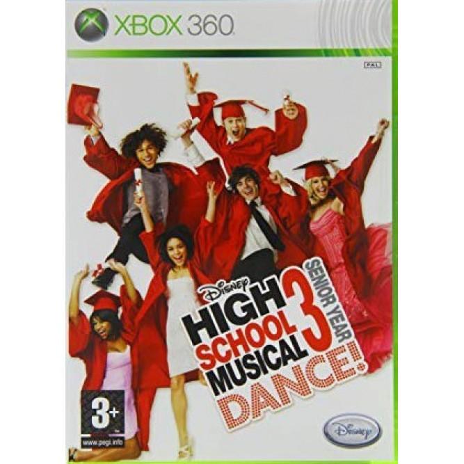 Игра Disney High School Musical 3 (Xbox 360) б/у