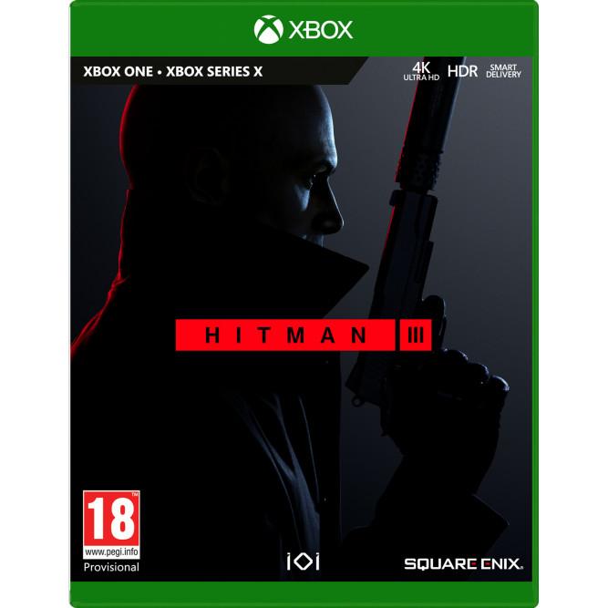 Игра Hitman 3 (Xbox) (eng)