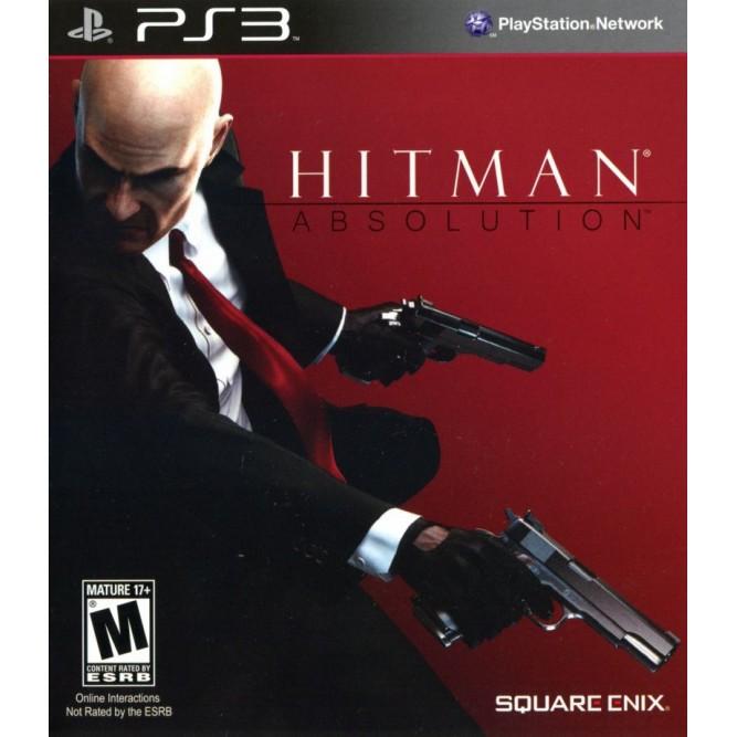 Игра Hitman: Absolution (PS3) б/у