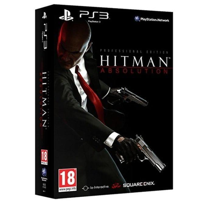 Игра Hitman: Absolution. Professional Edition (PS3) б/у (rus)