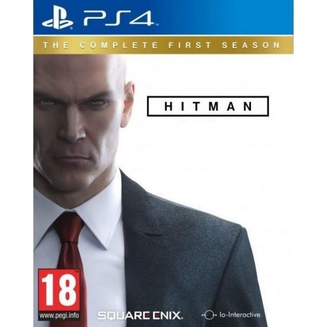 Игра Hitman: The Complete 1 Season (PS4) (eng) б/у