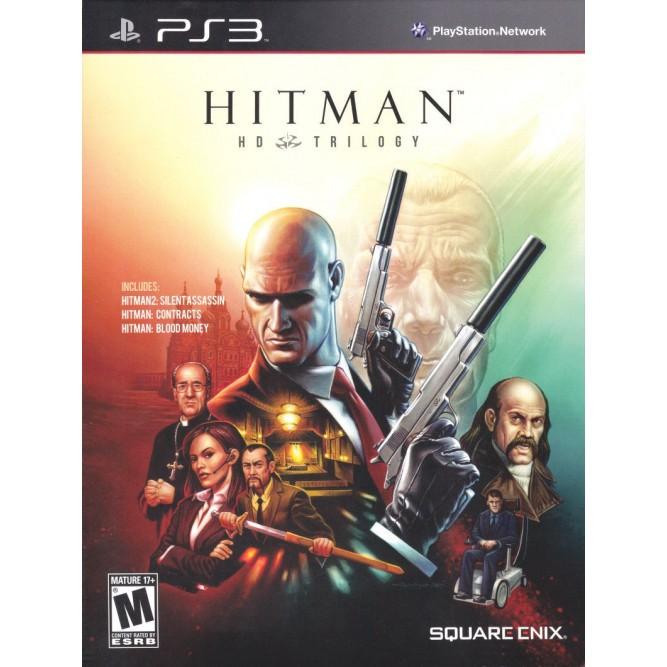 Игра Hitman: HD Trilogy (PS3) б/у