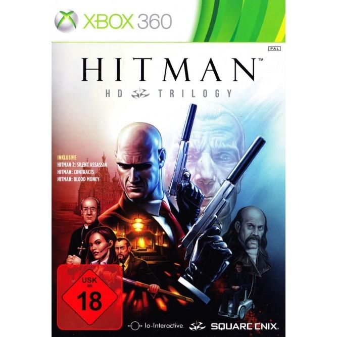 Игра Hitman: HD Trilogy (Xbox 360) б/у