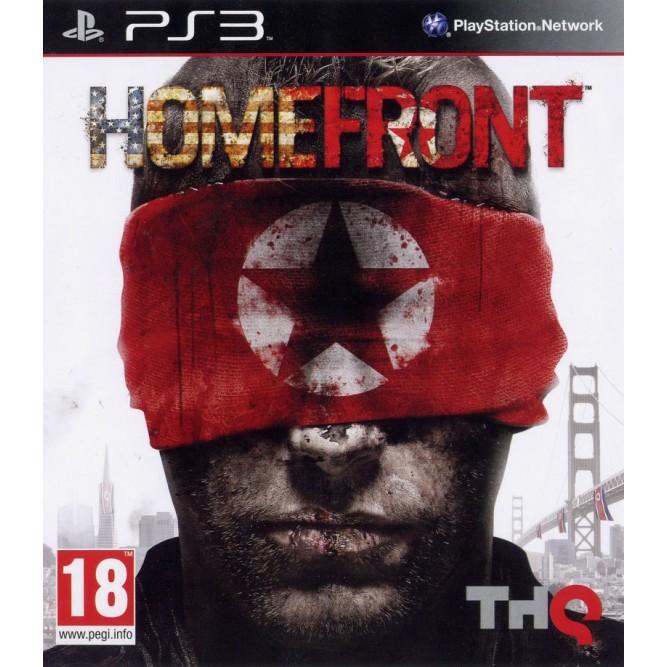 Игра Homefront (PS3) б/у