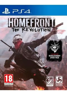 Игра Homefront: The Revolution (PS4) (rus)