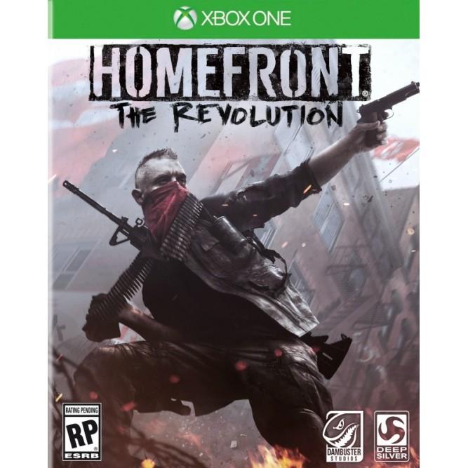 Игра Homefront: The Revolution (Xbox One) б/у (rus)