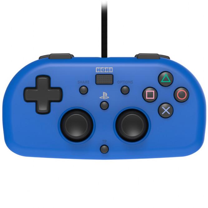 Геймпад HORI Horipad Mini (PS4), Синий, б/у