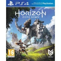 Игра Horizon Zero Dawn (PS4) б/у