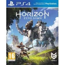 Игра Horizon Zero Dawn (PS4) б/у